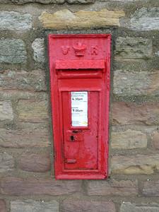 L40 14 - Mawdesley, Black Moor Road  Sandy Lane 131109