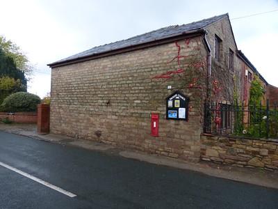 L40 14 - Mawdesley, Black Moor Road  Sandy Lane 131109 [location]