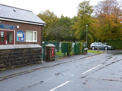 L40 5 - Mawdesley School, Back Lane East  Ridley Lane 131109 [location]