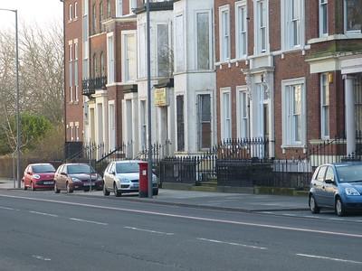 L8 308 - Liverpool, Upper Paliament Street, Sandon Street, Toxteth 180222 [location]