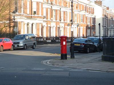 L8 75 - Liverpool, Bedford Street  Canning Street 180222 [location]