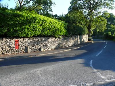 LA7 230 - Milnthorpe, Ackenthwaite [east end] 100620 [location]