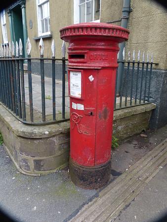 LD3 311 - Brecon, Struat Street 140411 [jh]