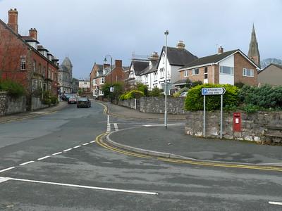 LL15 40 - Ruthin, School Road  Troed y Rhiw 101118 [location]