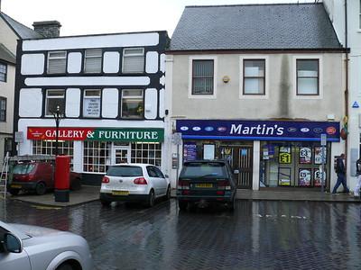LL26 8 - Llanwrst PO, 25 Ancaster Square 101118 [location]