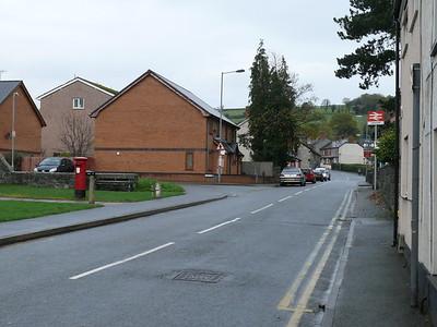 LL26 32 - Llanwrst, Denbigh Street  Henar 101118 [location]