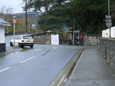 LL26 4 - Llanwrst, Nebo Road  Betws Road 101118 [location]