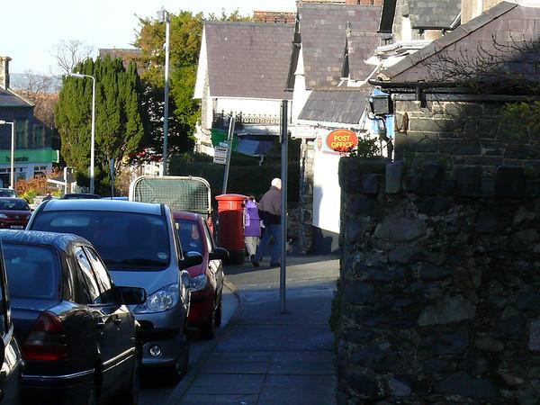 LL33 70 - Llanfairfechan PO, Village Road 101119 [location]
