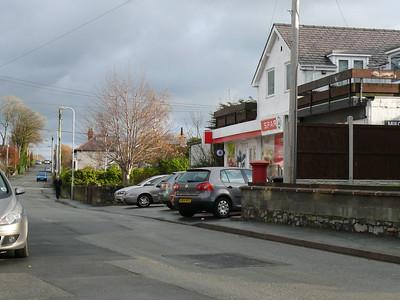 LL61 320 - Llanfairpwllgwyngyllgogerychwyrndrobwllllantysiliogogogoch, Ffordd Penmynydd  Lon Ty Croes 101121 [location]