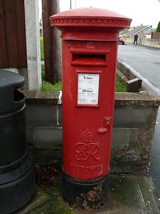LL61 320 - Llanfairpwllgwyngyllgogerychwyrndrobwllllantysiliogogogoch, Ffordd Penmynydd  Lon Ty Croes 101121
