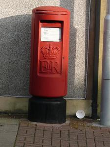 LL68 260 - Amlwch PO, Queen Street 101120