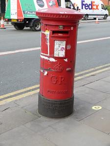 M13 245 - Manchester, Oxford Road  Bridgeford Street 160229