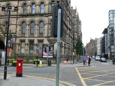 M2 4 - Manchester, Princess Street  Cooper Street 090623 [location]