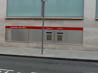 M2 123 - Manchester, PO 21 Brazenose Street 100625
