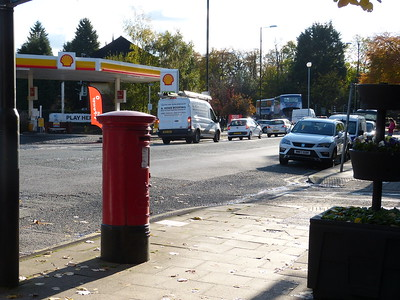 M20 602 - Didsbury, Wilmslow Road  Grove Lane 171105 [location]