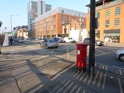 M4 171 - Manchester, Great Ancoats Street  Port Street 161220 [location]