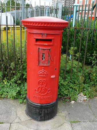 M6 234 - Salford, Belvedere Road  Almond Close 090709