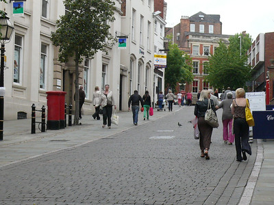 NG1 64  218 - Nottingham, Low Pavement 110808 [location]