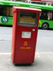 NG1 320 - Nottingham, Friar Lane 110808