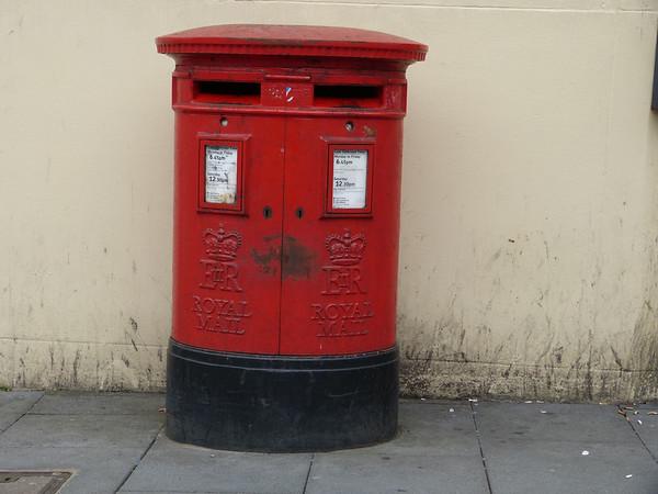 NG1 4931 - Nottingham, Queen Street PO 120801