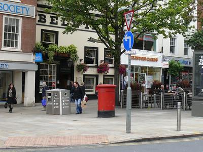 NG1 79 - Nottingham, Market Street 110808 [location]