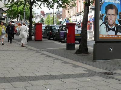 NG1 30  33 - Nottingham, Wheeler Gate 110808 [location]