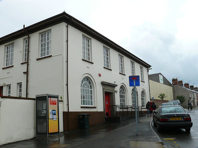 NP16 50 - Chepstow SO, Station Road 110721 [location]