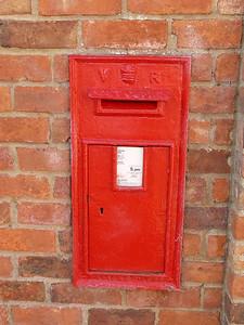 NR11 1109 - Aylsham, Millgate  Mill Row  160914