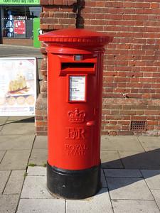 NR11 1100 - Aylsham, Market Place  Penfold Street  160914