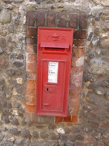 NR22 2204 - Little Walsingham, Knight Street 130827