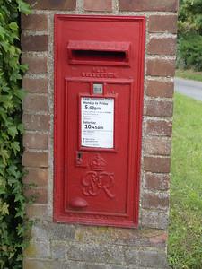 NR22 2200 - Great Walsingham, Hindringham Road 130827