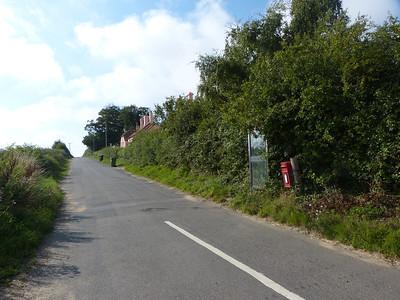 NR22 2202 - Egmere, Creake Road 130827 [location]