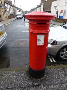 NR32 3207 - Lowestoft, Trafalgar Street  Tonning Street 121021