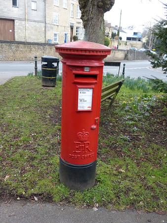 OX20 840 - Woodstock, Oxford Street  Brook Hill 130327