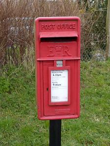 OX29 811 - Stonesfield, Longore 130327