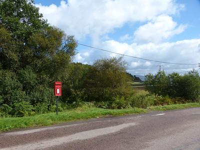 PA71 158 - Gruline Crossroads B8035  B8073 120905 [location]