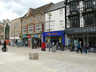 PE1 134 - Peterborough, Cathedral Square 110613 [location]