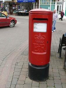PE13 3 - Wisbech, Market Place 110610