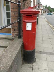 PE13 65 - Wisbech, Old Market  Chapel Road 110610