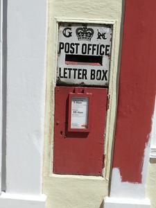 PE28 69 - Kimbolton PO, High Street 110626