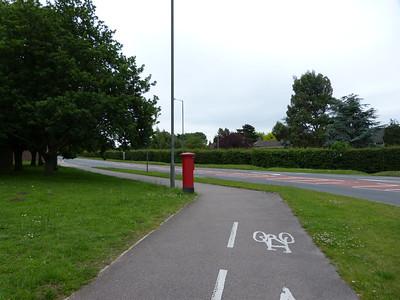 PE30 491 - Kings Lynn, Gayton Road  Springwood 120626 [location]