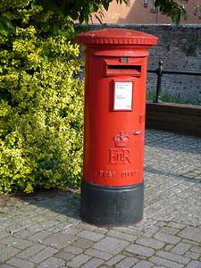 PE30 11 - Kings Lynn, Purefield Street  Purefield Place 120618