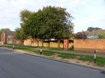 PE30 26 - Kings Lynn, Winston Churchill Drive  Corbyn Shaw Road 130819 [location]