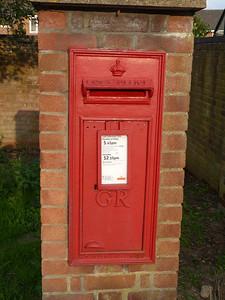 PE30 26 - Kings Lynn, Winston Churchill Drive  Corbyn Shaw Road 130819