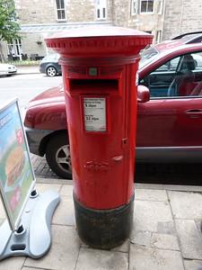 PH16 23 - Pitlochry PO, Atholl Street 150714