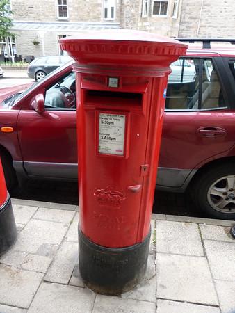 PH16 24 - Pitlochry PO, Atholl Street 150714