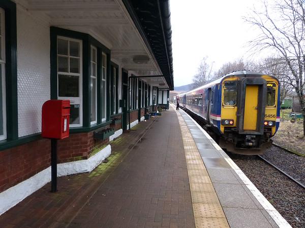 PH17 7 - Rannoch Station 170221 [location]