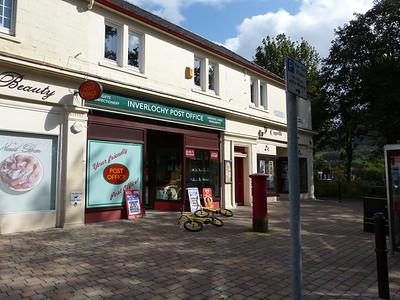PH33 2 - Inverlochy PO, Battlefield Crescent  Montrose Avenue 120904 [location]