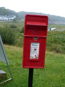 PH38 103 - Glenuig, opp PO 120906