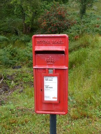 PH39 124 - Druimindarroch, Borrodale House [A830] 120902